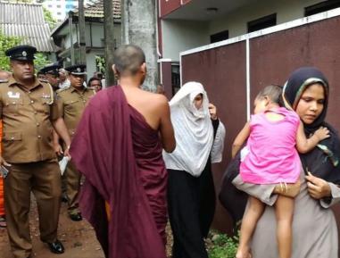Мусульмане чудом выжили при атаке воинствующих буддийских радикалов