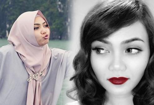 Снявшую хиджаб телезвезду перевоспитывают целой страной