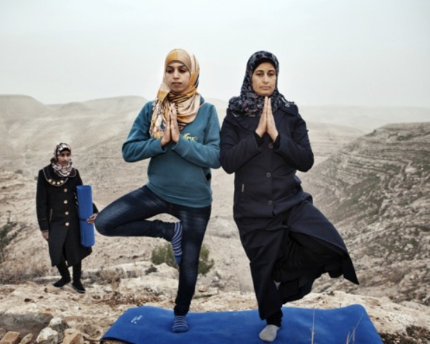 Мусульманке-йогу поставили суровый ультиматум