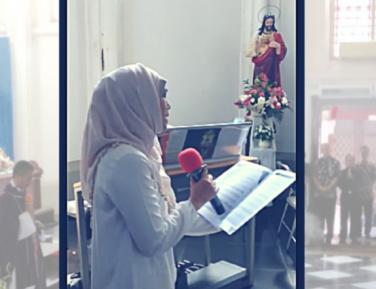 Христиане потрясены «Аве Марией» в исполнении мусульманки (ВИДЕО)