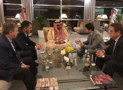 Евкуров внезапно прибыл в Саудовскую Аравию