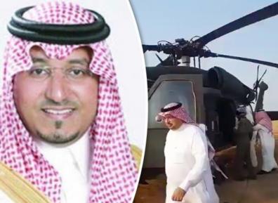 Саудовский принц спас подчиненного от гибели ценой собственной жизни