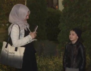 Девочка-вундеркинд расстроилась из-за подаренного Кадыровым Iphone