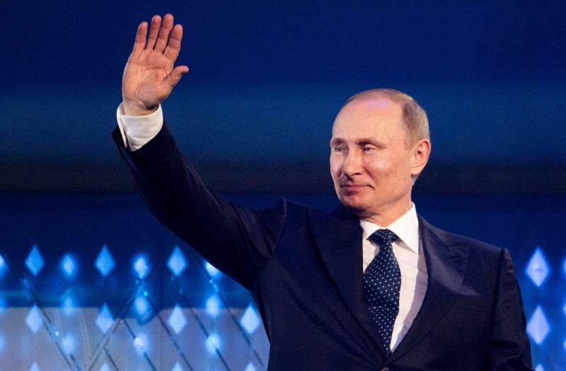 Подавляющее большинство россиян удовлетворено работой Владимира Путина