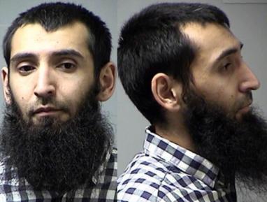 У нью-йоркского террориста из Узбекистана два конца