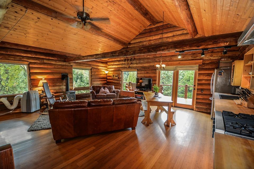 Преимущества экологичных домов из дерева