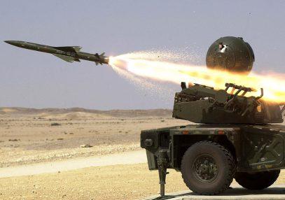 Самолет израильских ВВС схлопотал ракету после атаки склада с оружием в Сирии — СМИ