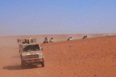 Иракская армия устроит бурю в пустыне из-за ИГИЛ
