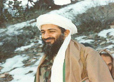 Видео из домашнего архива Усамы бен Ладена впервые увидело свет (ВИДЕО)