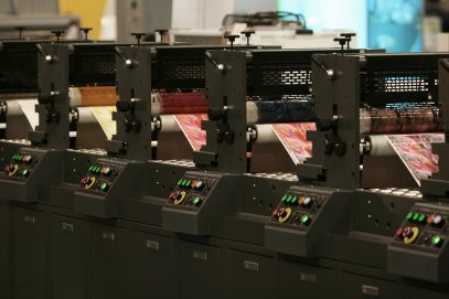 Достоинства цифровой печати в современных типографиях