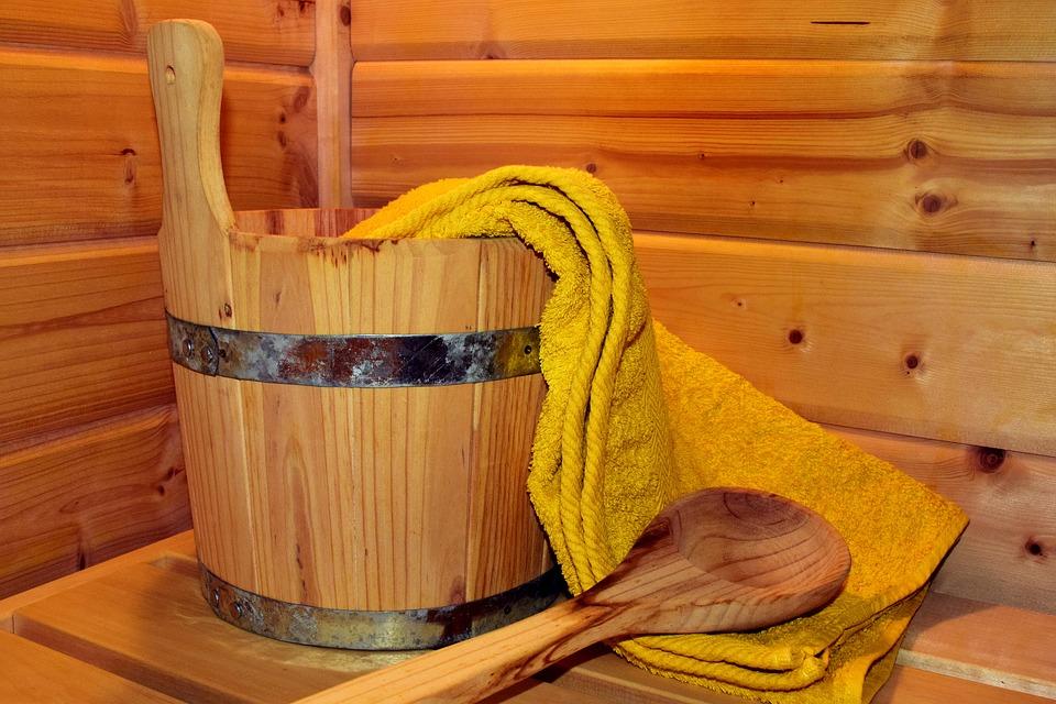 Современная русская баня и её польза для здоровья