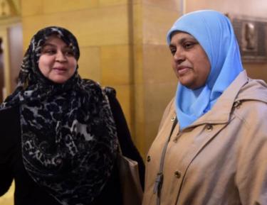 Четверо мусульман занялись «мазохизмом» в церкви