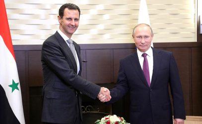 Путин на встрече с Асадом сделал важное заявление по операции в Сирии