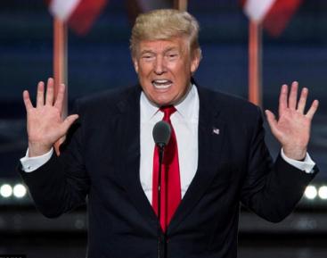 """Трамп оскандалился, приняв """"цивилизованного европейца"""" за """"злобного мусульманина"""""""