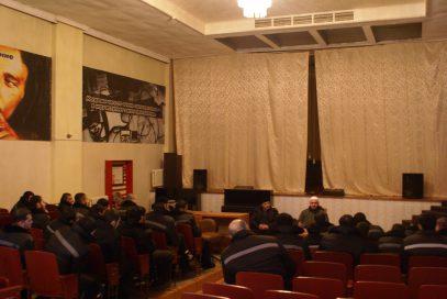 Муфтий Томска призвал заключенных чтить закон и терпеть