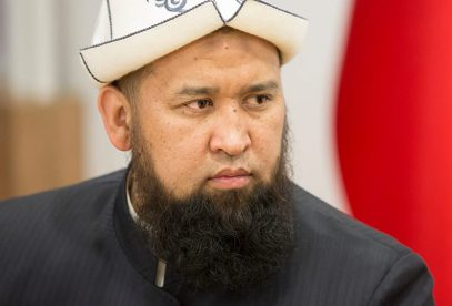 Муфтий Киргизии вступился за коллегу-многоженца