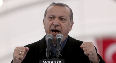Эрдоган рассказал о попытках США поставить Турцию на колени