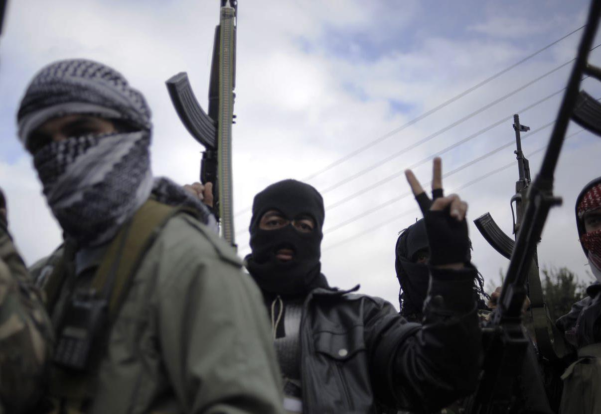 США взращивают новую армию против Асада с помощью ИГИЛ
