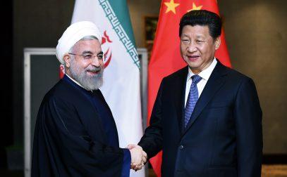 В исламском мире Китай делает ставку на Иран
