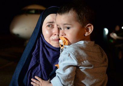 В Ярославской области пошли на крайние меры ради спасения увезённой в ИГИЛ многодетной семьи