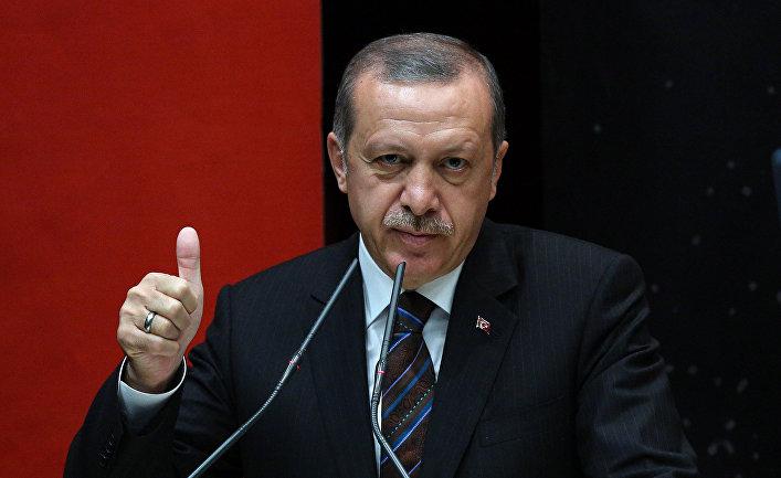 Эрдоган выступил с категоричным требованием относительно Асада
