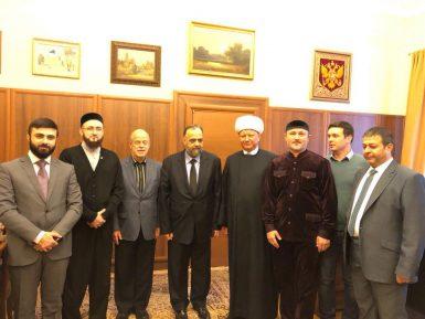 Сирийские алимы помогут России совершить прорыв в исламском богословии