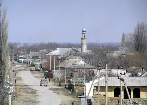Село Чонтаул