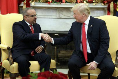 Трамп обсудил с принцем Бахрейна план действий против Ирана