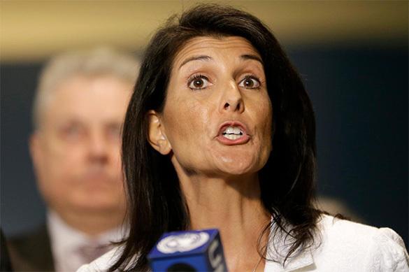 Никки Хейли призвала Совбез ООН усилить давление наИран