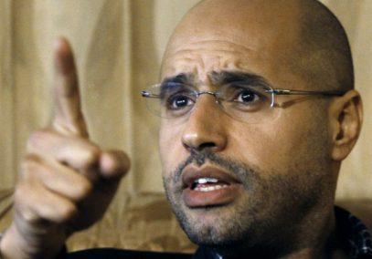 Сын Каддафи разработал амбициозный план