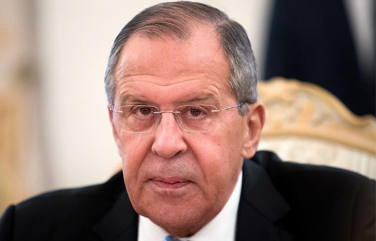 Лавров назвал главную задачу в Сирии