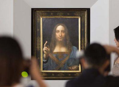 Саудовский принц выложил невероятную сумму за картину с Иисусом
