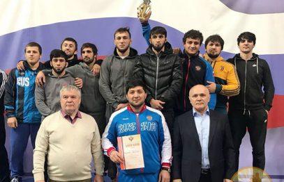 Кавказские борцы произвели фурор на Кубке России