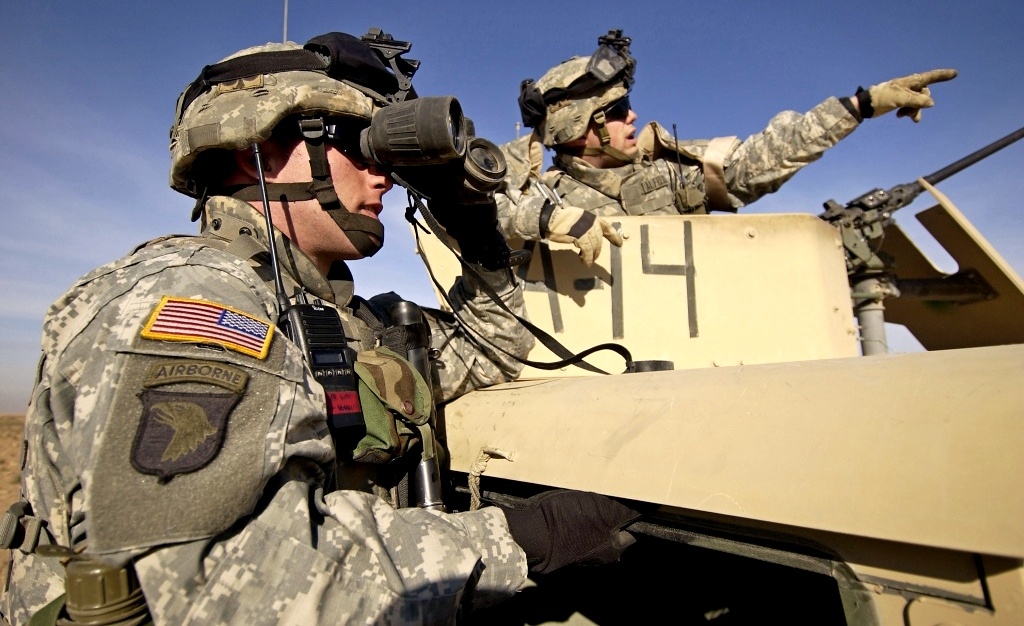 США концентрируют боевиков в восточных районах Сирии