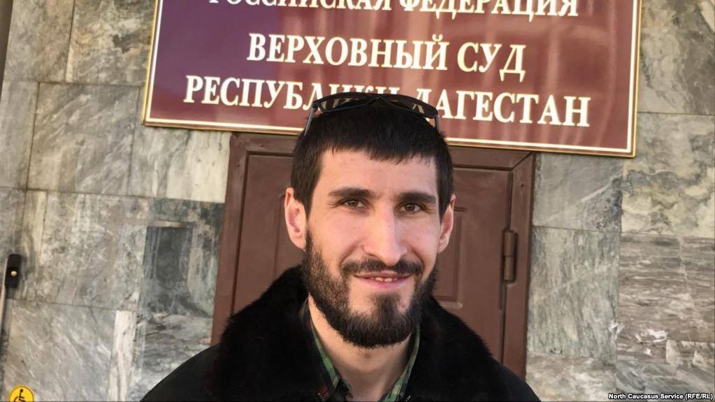 Даниял Алхасов