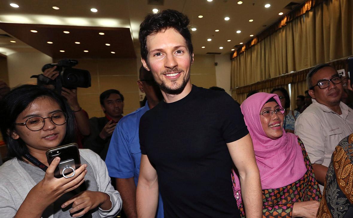 Павел Дуров решил переселиться в Дубай