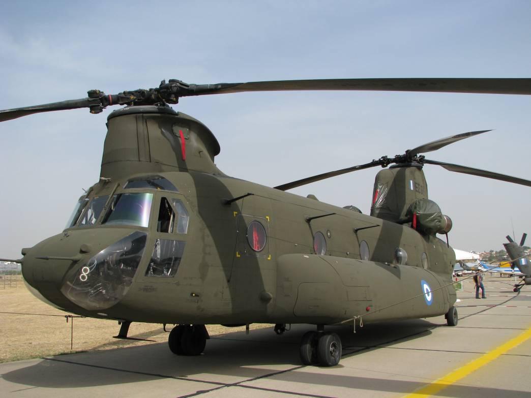 Вертолеты США эвакуировали боевиков ИГИЛ к курдам