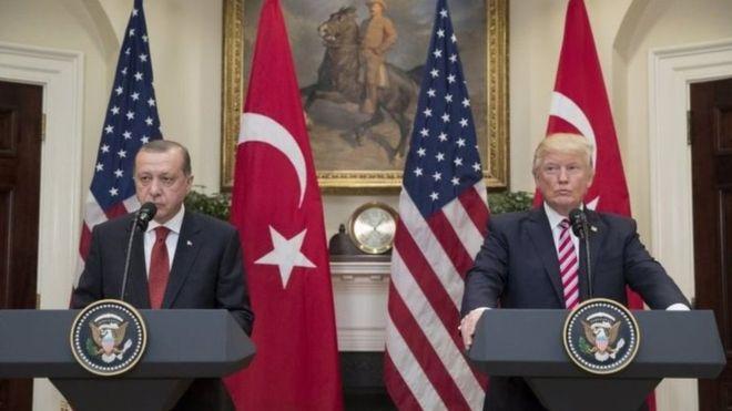 Давление США на Эрдогана усиливается
