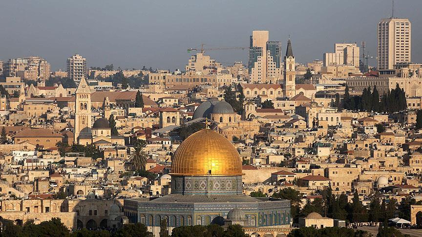 Иерусалим. Мечеть