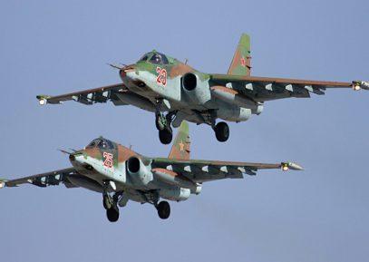 СМИ узнали о стычке между американскими и российскими самолетами в Сирии
