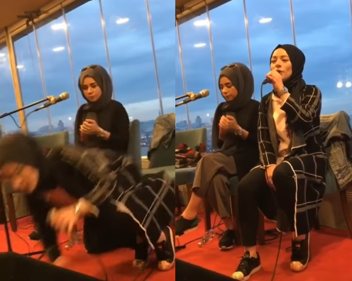Турчанка скончалась, исполняя песню про неразделенную любовь (ВИДЕО)