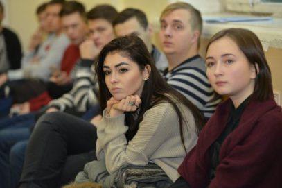 Уральские студенты отметили победу над ИГИЛ