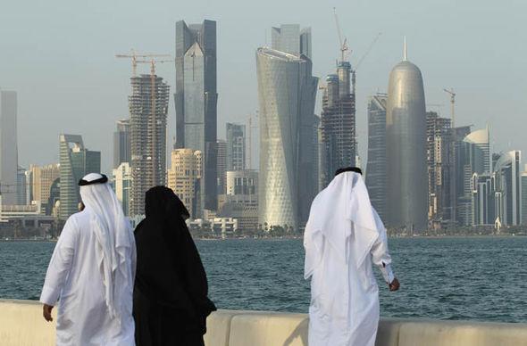 Катар заключил с Китаем секретную военную сделку