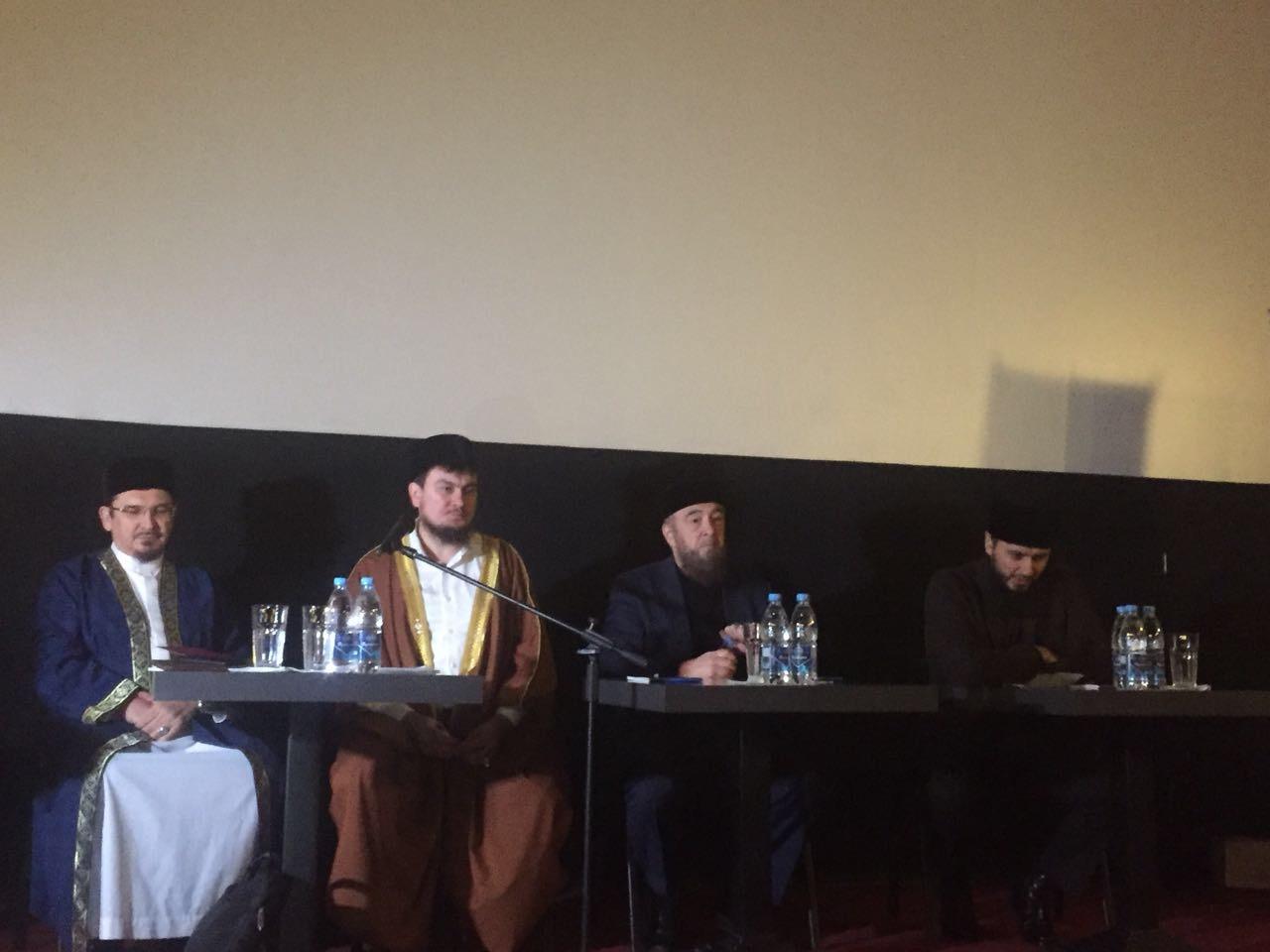 Муфтии выступили в Ульяновске с наставлениями