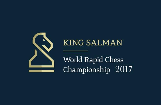 Логотип чемпионата  мира по быстрым шахматам