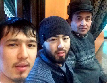 СМИ узнали причину задержания отца предполагаемых террористов в Петербурге