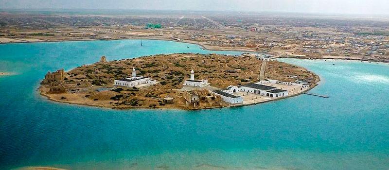 Остров Суакин