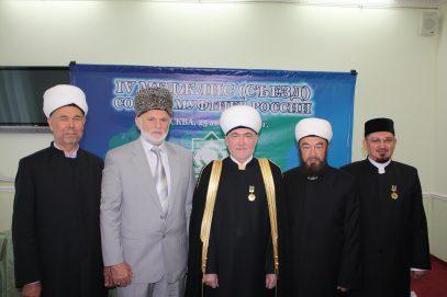 Во что превращают Совет муфтиев России