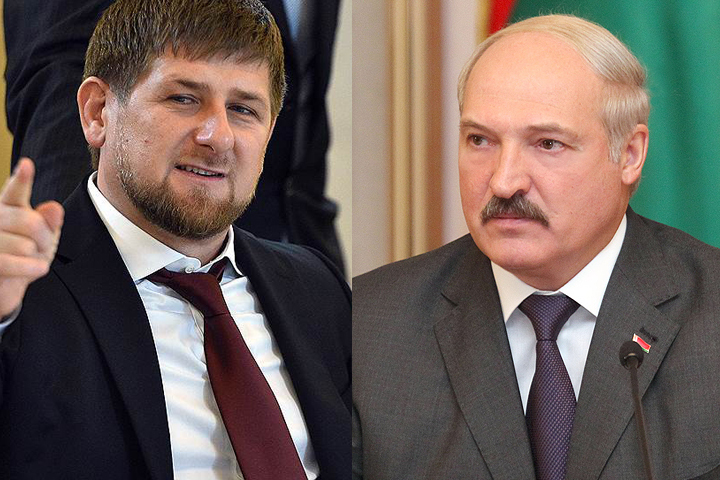 Кадыров выполнил данное Лукашенко обещание