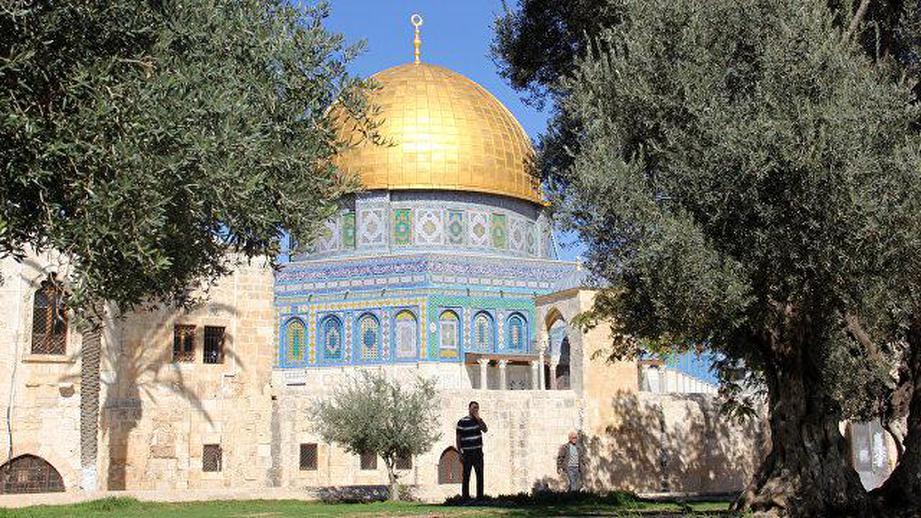 Мечеть Купол Скалы в Иерусалиме